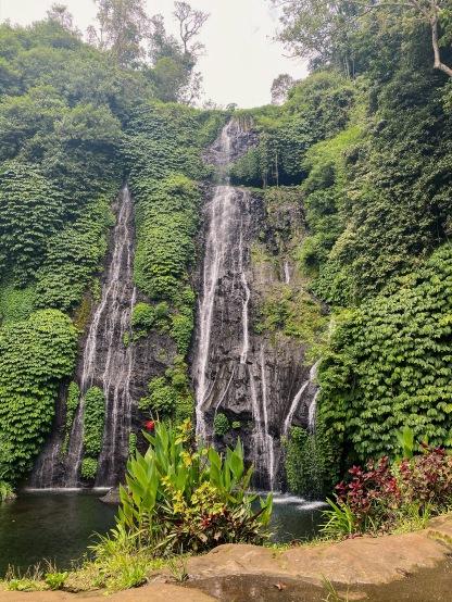 Bali cascade nature